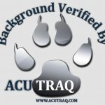 Background Verified by ACUTRAQ
